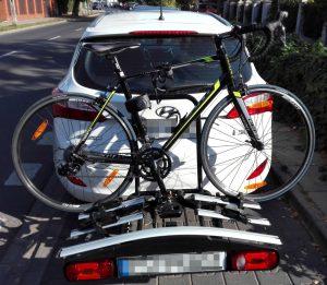 Platforma do przewozu rowerów Giant Defy